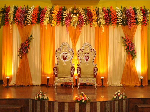 Only 5940 AED For Wedding Stage