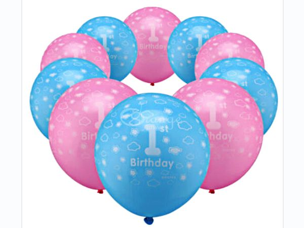 Only 75 AED For Birthday Balloons
