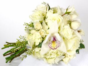 cute white Bouquet
