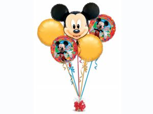 Mickey Balloon Bouquet